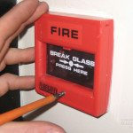 avertizare incendiu